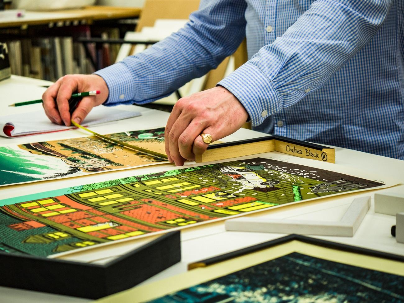 Bespoke Picture Framing – The Only Place for Pictures